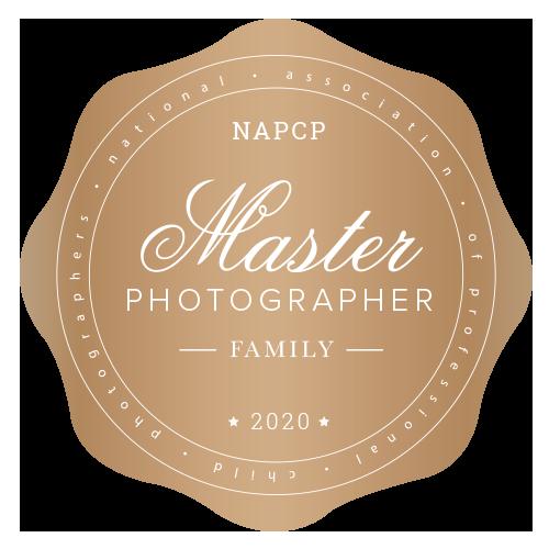 Master Photographer Family Seal NAPCP