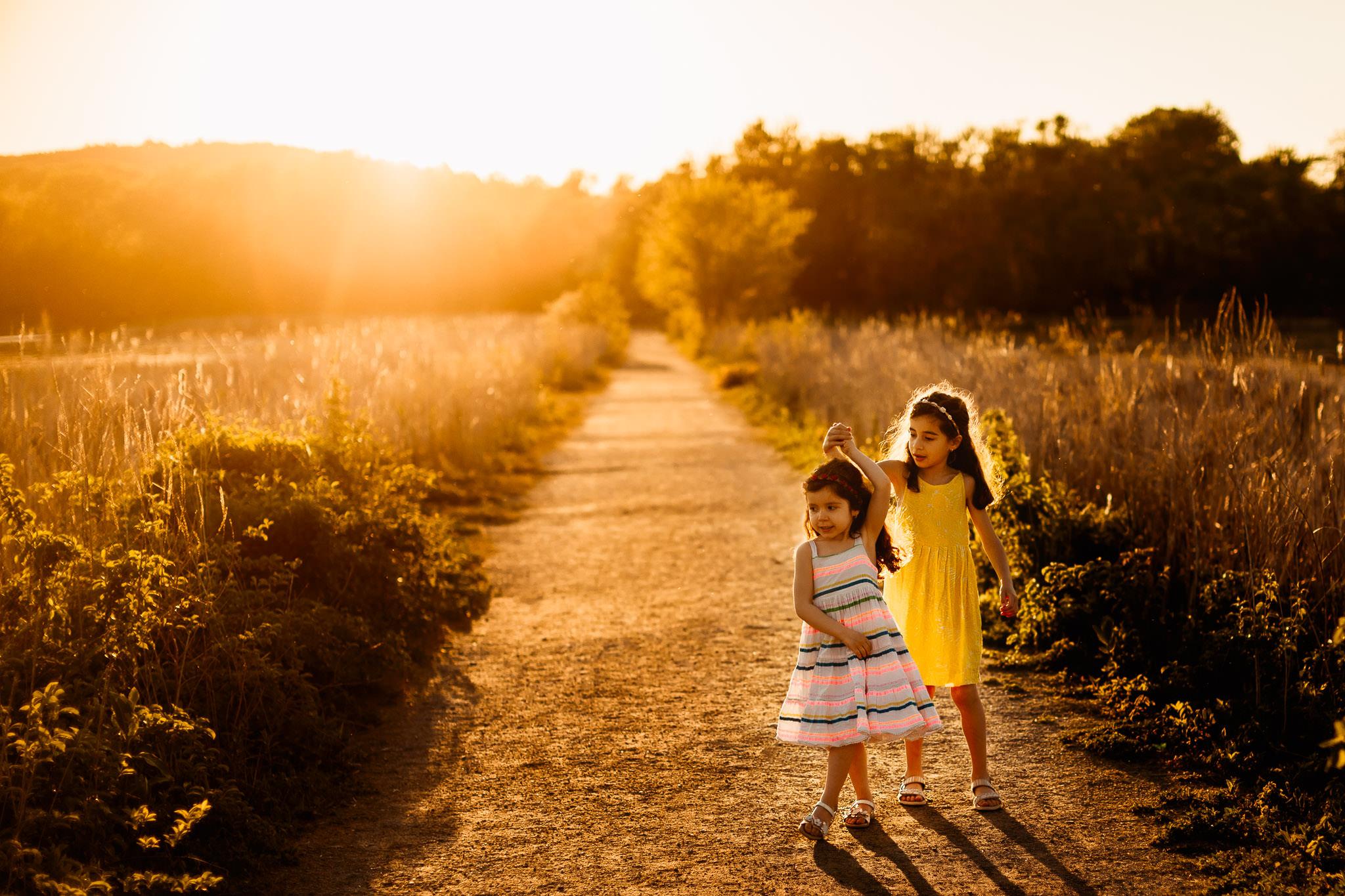 2020 Summer Family Photos Boston