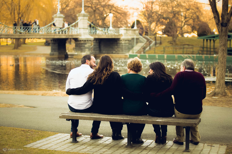 Boston Family Photographer - Winter Session