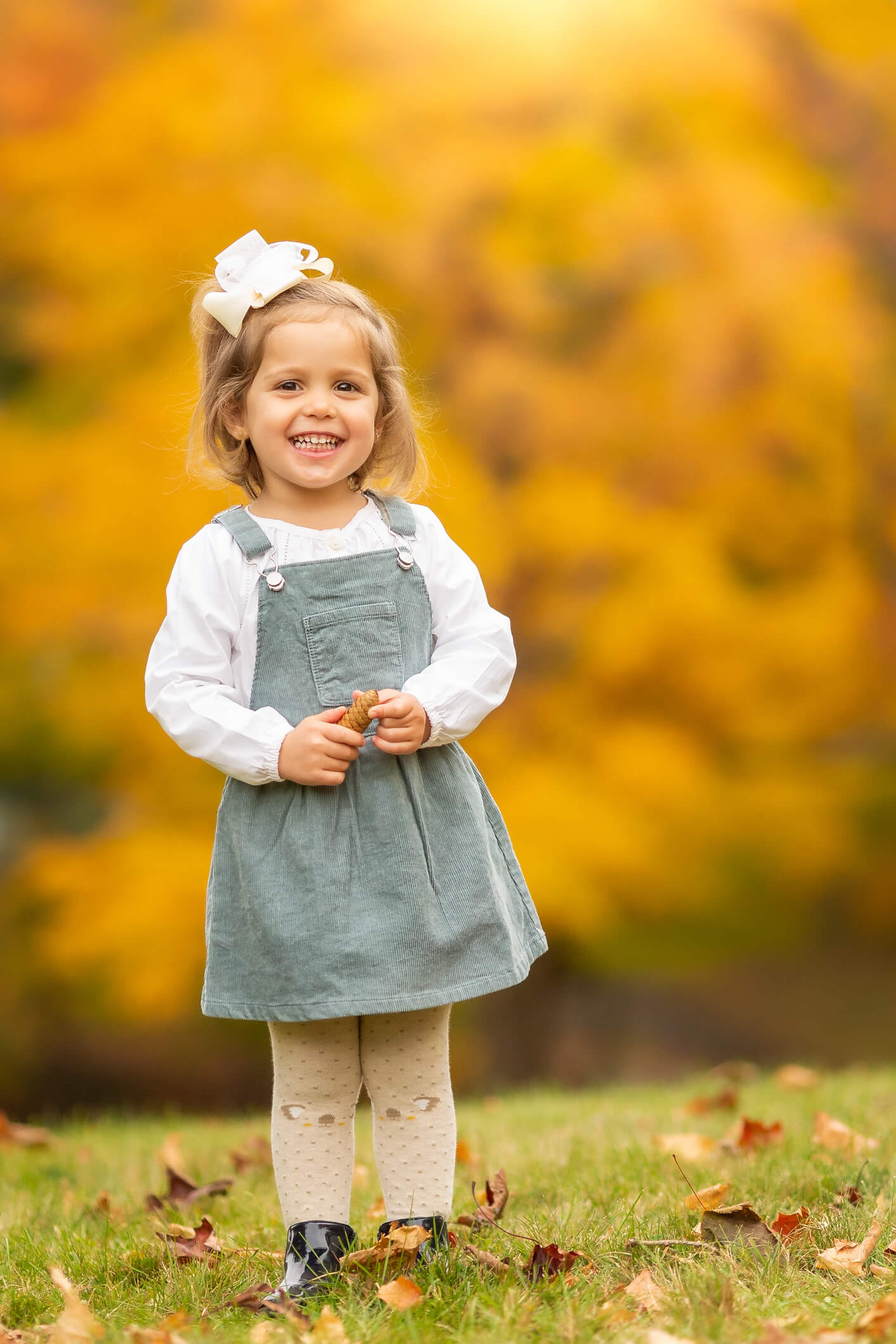 Fall Family Fine Art Portraits, Boston Best Family Photographer