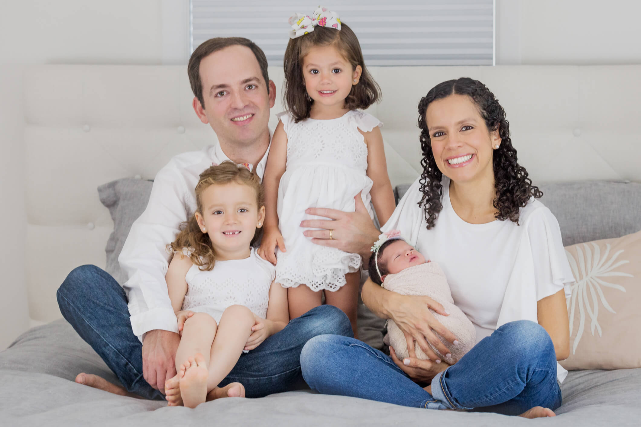 In Home Newborn Fine Art Portraits, Family Photographer Boston 6