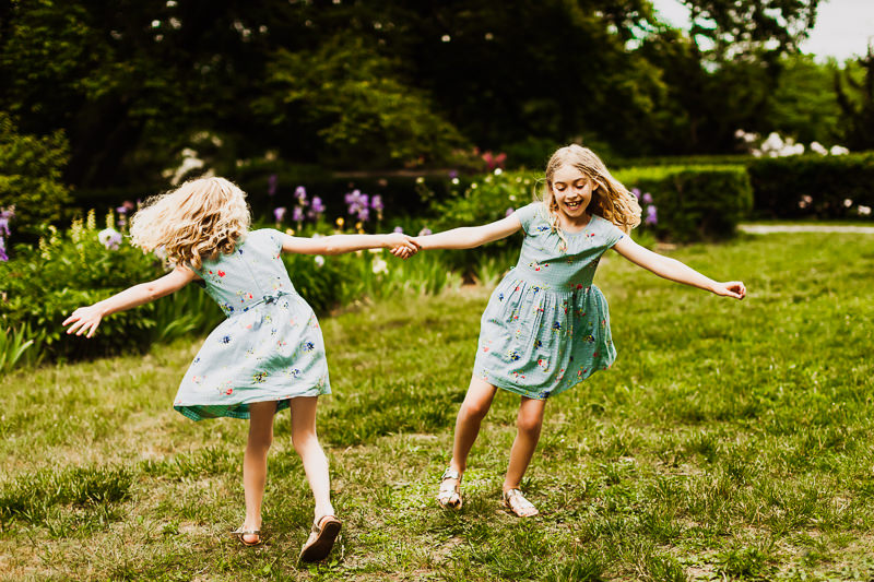 Summer Boston Family Photography