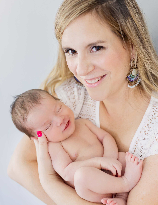 In Home Newborn Photography Boston