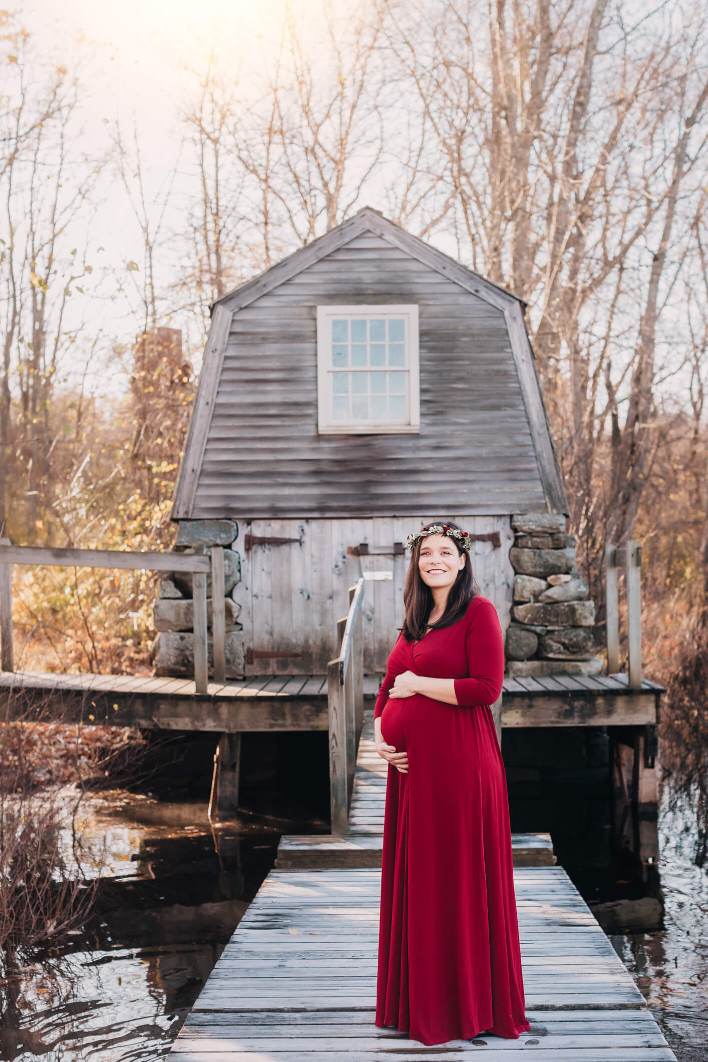 Pregnancy Maternity Photography - Fine Art Portraits, Boston-42