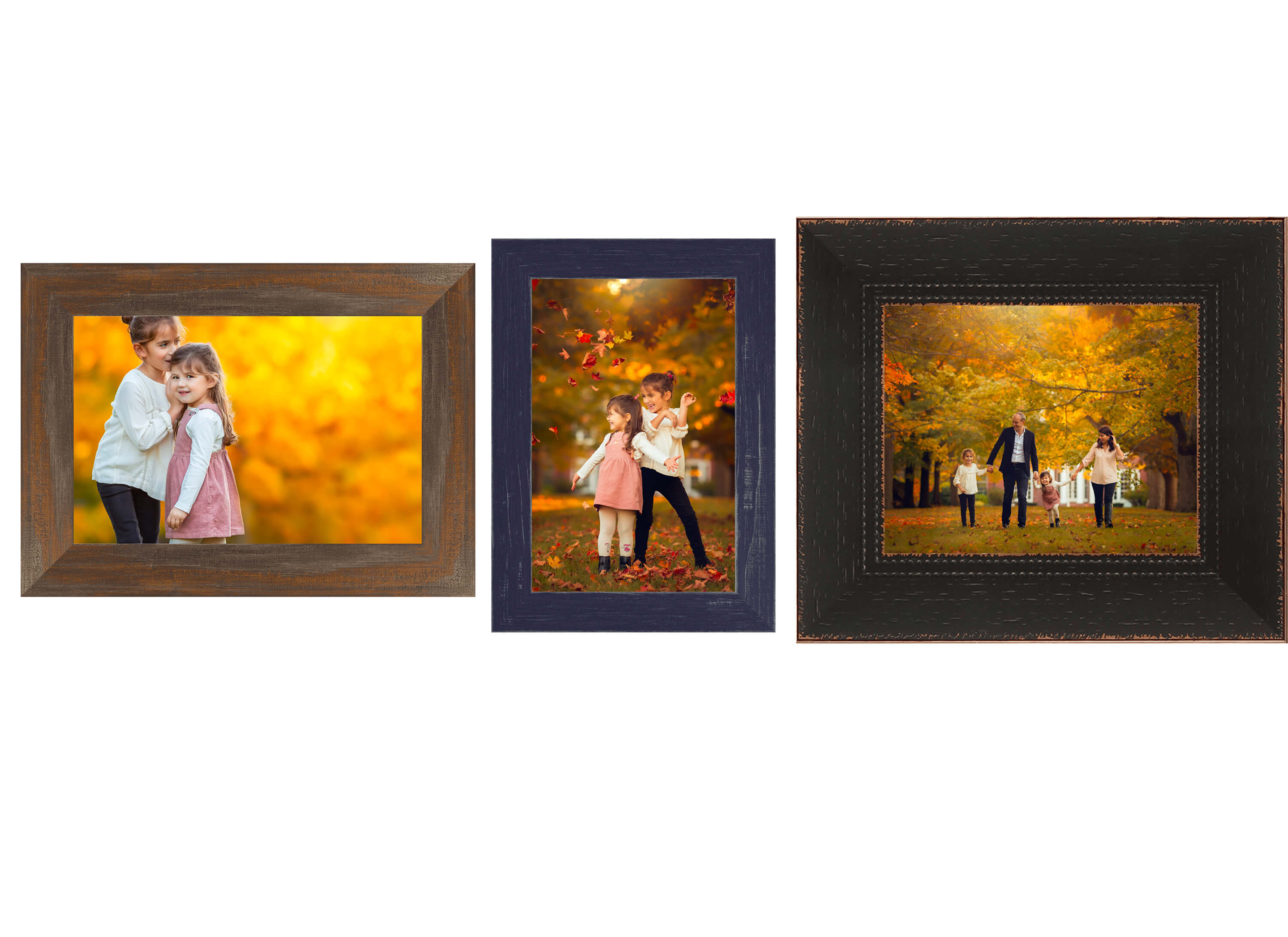 framed prints family